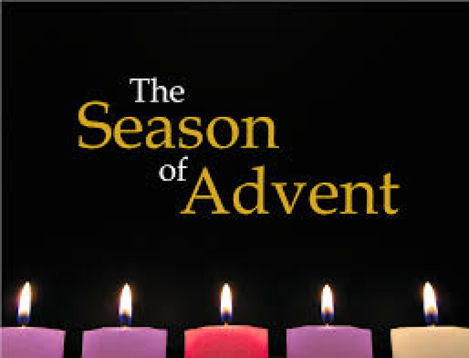 Advent Midweek Worship Thursdays at Noon